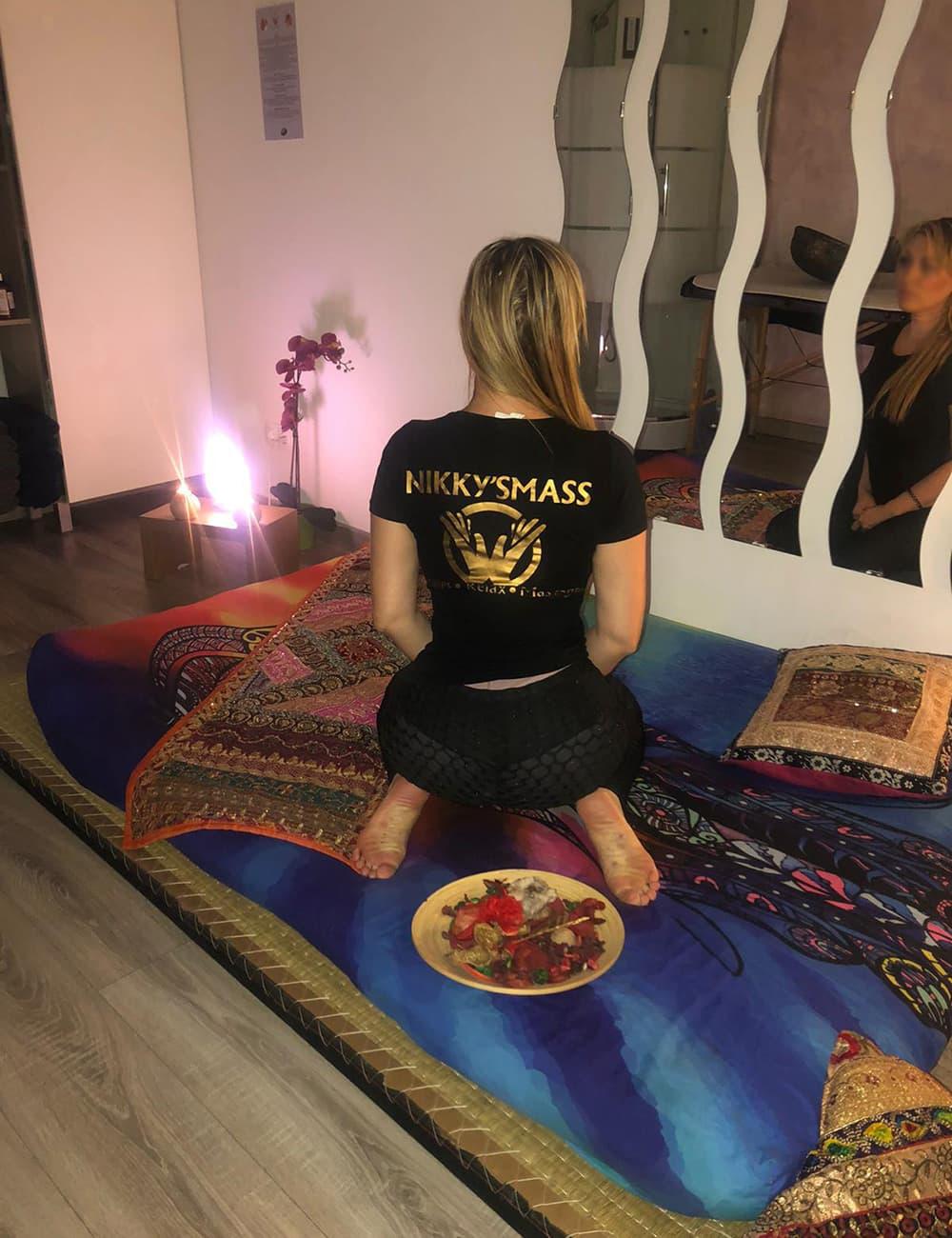 Tantric massage Marbella Puerto Banus